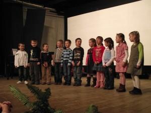 Krásny program týkajúci sa oslavy ochrancu našej dediny - Choča si pripravili malí aj veľkí